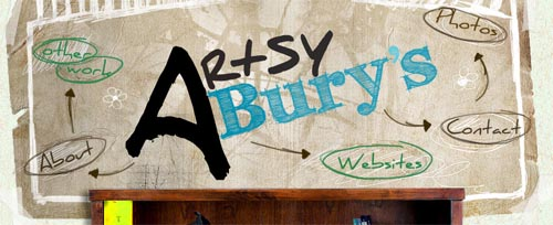 Artsybury`s portfolio