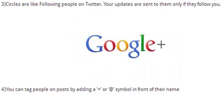 The Google Plus Cheat Sheet and Short Codes!