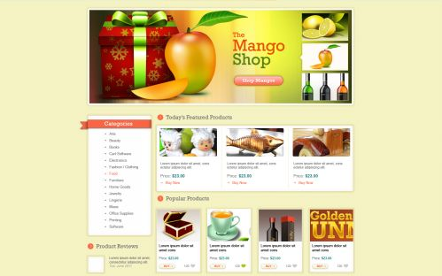 Weekly Fresh Web Design Freebies – Vol. 5 (7-27-2011)