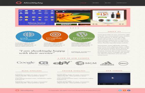 Weekly Fresh Web Design Freebies – Vol. 3 (7-13-2011)