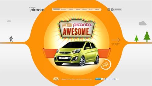 The All-Awesome Kia Picanto
