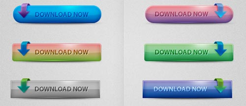 5 Download Buttons