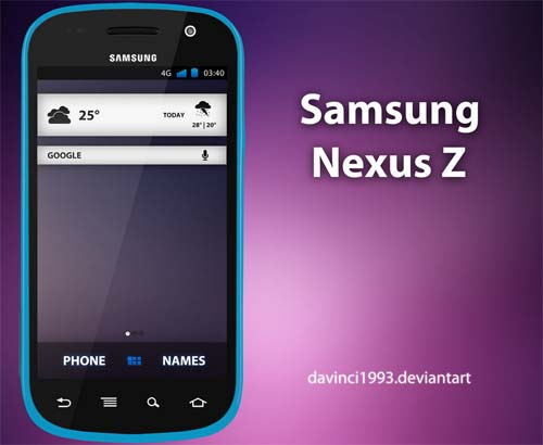Samsung Nexus Z