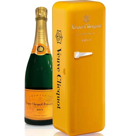 Veuve Clicquot Fridge
