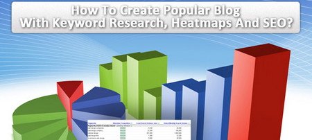 How To Create Popular Blog With Keyword Research, Heatmaps And SEO?
