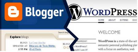 Top Differences between WordPress vs. Blogger