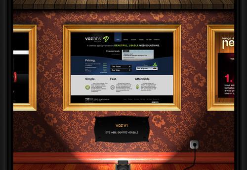 VOZ - Agency web