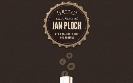Online portfolio Jan Ploch