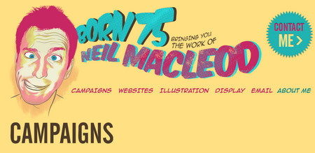 Born75 - Bringing you the work of Neil Macleod