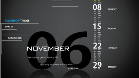 Background calendar-schedule.