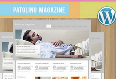 Patolino - magazine wordpress theme