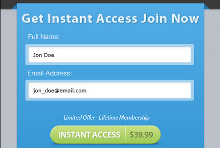 Subscription Ribbon