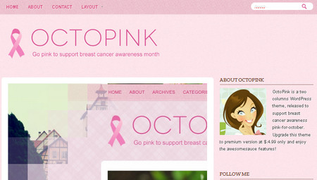 OctoPink Theme2