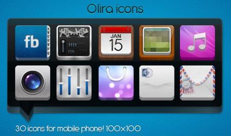 Olira icons