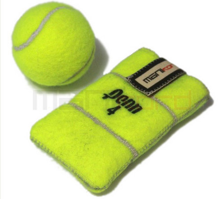 Recycled Tennis Ball iPhone  Sleeve