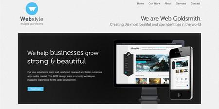 Webstyle Premium Portfolio Theme