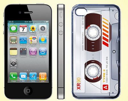 Clear Cassette Retro Camera