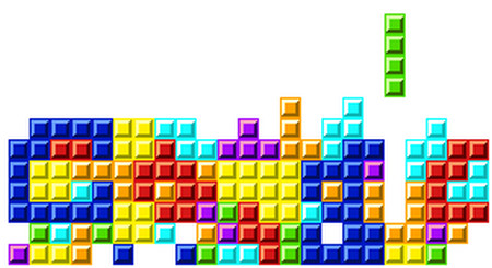 25th Anniversary of Tetris