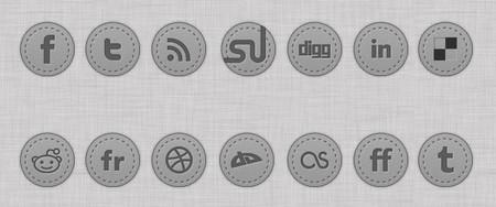 14 Free Social Media Icons