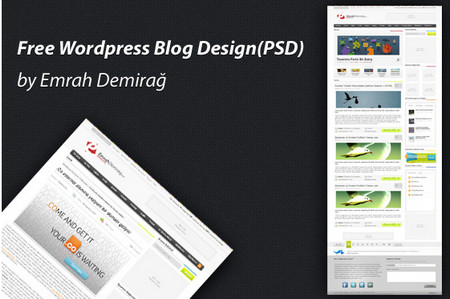 WordPress Blog Design