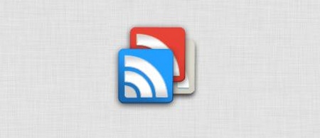 Google Reader Icon + PSD