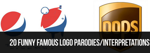 10 Funny Famous Logo Parodies/Interpretations