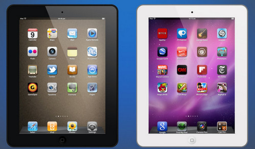 Apple iPad 2: PSD + PNG + ICO