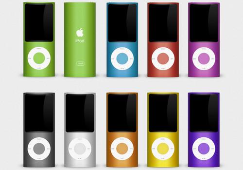 4th Gen iPod Nano