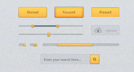 Mini Web UI Set