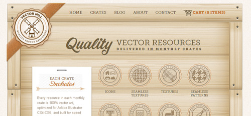 Vector Mill - Premium Adobe Illustrator Resources