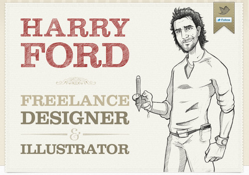 Harry Ford - Freelance Designer