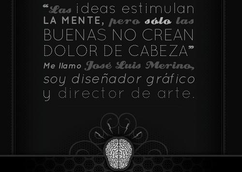 Jose Luis Merino Parra - Art Director