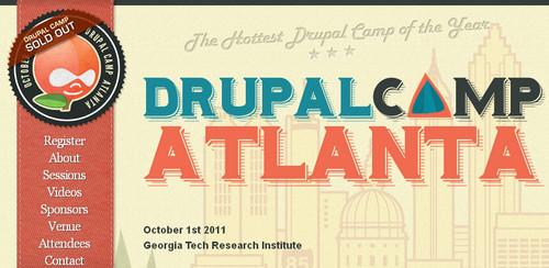 Drupal Camp Atlanta 2011