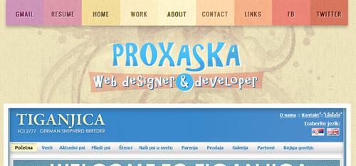 Proxaska - Web Design and Development