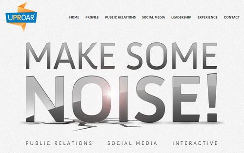 Uproar - Social Media, Interactive
