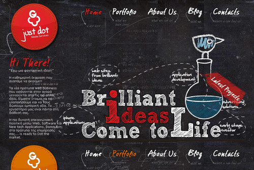 JustDot - Brilliant Ideas Come to Life