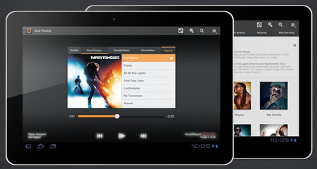 Music Player for Android Tablet
