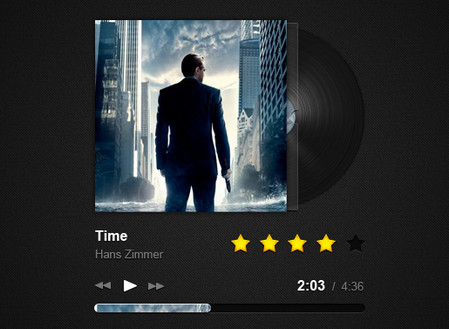 Gorgeous music player