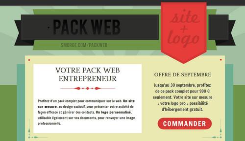 Pack Web Entrepreneur