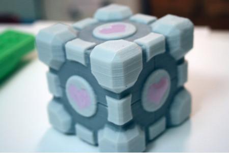 SOAP Portal Companion Cube V 2.0