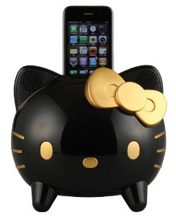 Hello Kitty iPhone iPod CAV Speaker
