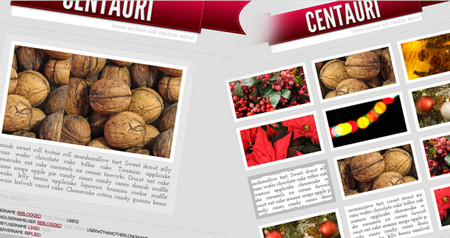 centauri tumblr theme