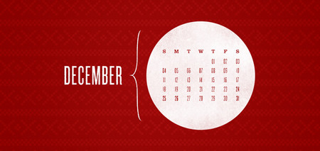 DECEMBER 2011 DESKTOP CALENDAR WALLPAPER