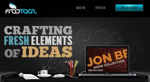 FradTags web aтв graphic designer