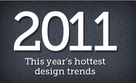 Popular Web Design Trends in 2011: Over 50 Inspiring Examples