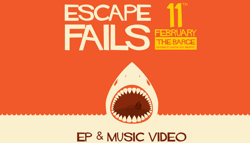 Escape Falls - The Barge Belfast