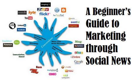 A Beginner's Guide to Marketing through Social News