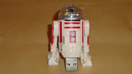 Custom Star Wars R3-T6 Flash USB Drive 8GB Sony Imperial