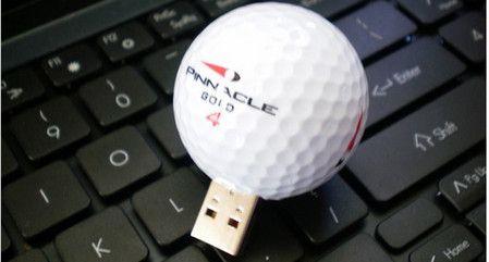 8gb Golf Ball Flash Drive