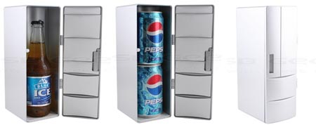 Double Cans USB Fridge and Warmer